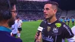 Matheus Peixoto diz que Bragantino tentou e parabeniza time por campanha