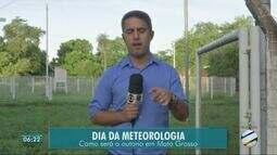 Dia do meteorologista