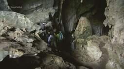 Rota do Sol - Iporanga, Capital das Cavernas (Petar) - Bloco 2 - 24/03/2018