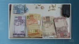 Casal é preso por suspeita de tráfico de drogas em Jaru