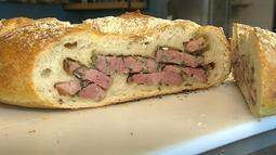 Aprenda uma deliciosa receita de pão artesanal com liguiça