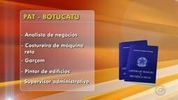 Confira as oportunidades de emprego para o Centro-Oeste Paulista