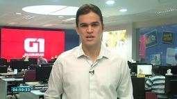 Confira os destaques do G1 Ceará nesta sexta-feira (20), com Valdir Almeida