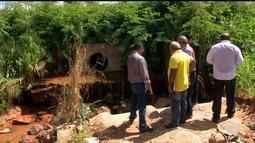 Crea-PI realiza vistoria em obra de restauração de áreas afetadas por enxurrada
