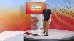 Globo Esporte MS - programa de sábado, 21/04/2018 - 1º bloco