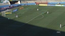 Figueirense vence o Goiás e entra no G-4 da Série B; Chapecoense recebe o Vasco