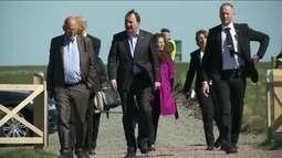 Inspetores internacionais da Opaq visitam local de suposto ataque químico na Síria