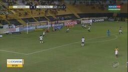 Ponte Preta vence o Criciúma pelo Campeonato Brasileiro