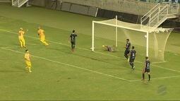 Azulão estreia com derrota na Série D do Brasileiro diante do Brasiliense