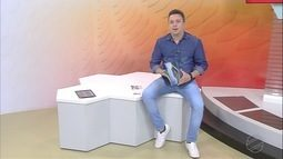 Globo Esporte MS - programa de segunda-feira, 23/04/2018 - 1º bloco