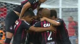 Confira os muitos gols do Atlético-PR de Fernando Diniz