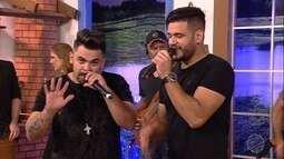 Marquinho e Ferrant cantam Maré - sucesso autoral da dupla