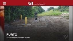 G1 em 1 Minuto: PF investiga furto de petróleo que contaminou 4 toneladas de terra