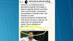 Advogado Ronald Pinheiro fala sobre os perigos de notícias falsas divulgadas na internet