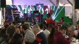 31ª Festa Italiana de Jundiaí reúne centenas de visitantes no fim de semana