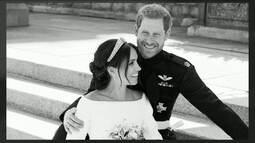 Fotos oficiais do casamento real quebram mais um protocolo