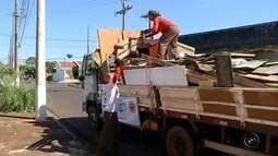 Arealva recebe Projeto Cidade Limpa nesta semana