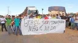 Atos são registrados em cidades na região de Itapetininga nesta quinta-feira