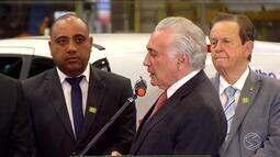 Michel Temer entrega carro nesta quinta-feira ao Conselho Tutelar de Resende, RJ