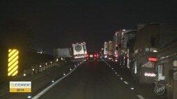 Governo anuncia acordo com caminhoneiros para suspender greve por 15 dias