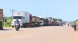 Rodovias devem permanecer fechadas por tempo indeterminado