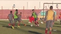 Com vantagem do empate, Inter de Lages visita o Uberlândia e mira oitavas da Série D