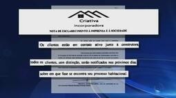 Polícia investiga mais de 30 denúncias de estelionato contra construtora de Rio Preto