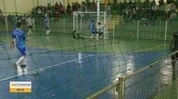 Seis jogos fecham rodada da Taça EPTV de Futsal