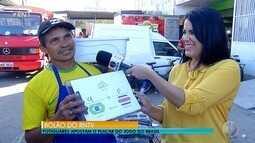 Potiguares apostam placar do jogo do Brasil no bolão do RN TV