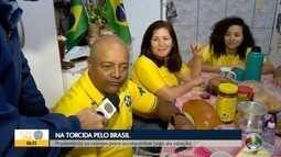 Oeste Paulista se prepara para assistir ao segundo jogo do Brasil