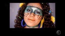 Ateliê de beleza lança campanha com maquiagens especiais para a Copa em Natal