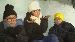 Tá Russo: É frio que vocês querem?