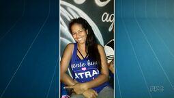 Corpo de Lusinete Matias encontrado em área rural de Paiçandu é enterrado
