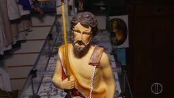 Dia de São João Batista, padroeiro de Friburgo, RJ, é comemorado