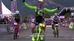 Henrique Avancini é o primeiro brasileiro a vencer prova da Copa do Mundo de Mountain Bike
