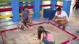 TV Asa Branca realiza projeto 'Brincando Lá Fora' nos fins de semana de julho