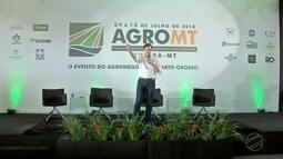 AGRO MT destaca o potencial de MT no etanol de milho