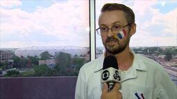 Em Manaus, franceses acompanham final da Copa do Mundo e vibram com bicampeonato