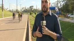5ª etapa do Campeonato Acreano de Ciclismo reuniu 9 categorias