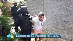 Destaques do dia: homem é preso após manter mulher refém no bairro Vila Verde, em Salvador