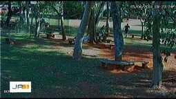 Polícia prende suspeito de matar jovem dentro do campus da UFG, em Goiânia