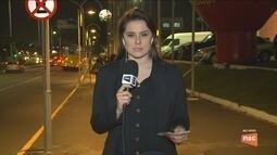 Carro de comandante da PM é roubado em Joinville; veículo foi encontrado nesta quarta (18)