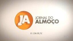 Confira a íntegra do Jornal do Almoço de Blumenau desta quinta-feira (19)