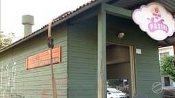 Prefeitura começa a retirar vagões da Orla Ferroviária em Campo Grande