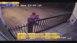 MP solicita que prefeitura de Tijucas pague acolhimento de idosa abandonada em asilo