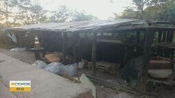 Polícia Militar descobre fábrica clandestina de cigarros em Analândia
