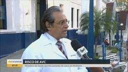 Estudos apontam crescimento de casos de AVC em mulheres
