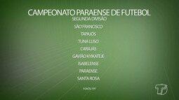 Confira os destaques do quadro esporte do Jornal Tapajós