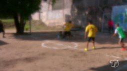 Esporte ajuda na ressocialização de adolescentes que cumprem medidas socioeducativas
