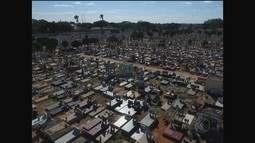 Audiência é feita em Araguari para discutir situação de irregularidades em cemitério